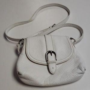 Talbots Crossbody Leather Purse